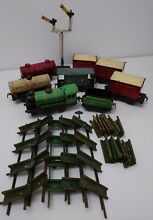 chad valley classic tin train set track