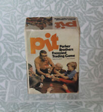 pit game pit card game parker brothers