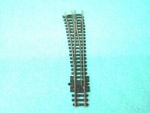 peco n scale switch left hand manual