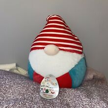 gonk squishmallow norma christmas gnome