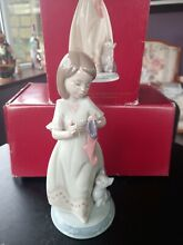 lladro night before christmas stocking for