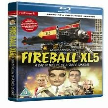 fireball xl5 a day in life a space general blu