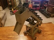 buddy l old metal toy sand loader early