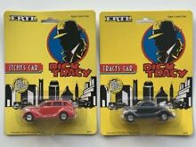 dick tracy ertl itchy s cars mint unopened
