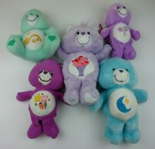 care bears 5 two 13 one 11 one 9 one 8