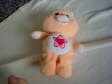 care bears extremely rare prototype sample