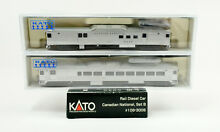 kato n scale 106 3006 canadian national