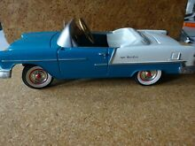 gearbox pedal car company 1955 bel air