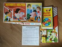 arrow games mother s helper board game 1969 by