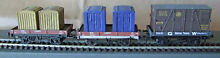 bachmann oo scale brand 20ft wagons 6