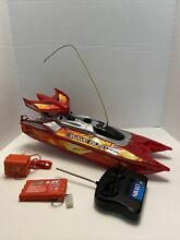 nikko wave buster rc remote control speed