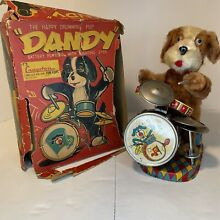 alps battery operated dandy happy