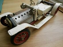 mamod steam roadster car suitable for