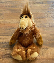 talking alf wisecracking 18 plush by coleco