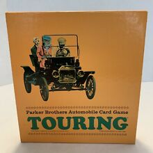 touring game 1965 touring automobile card game