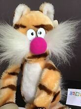 russ berrie clinging critters tiger w tags 18