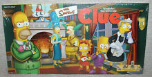 go for it parker 2000 parker brothers simpsons clue