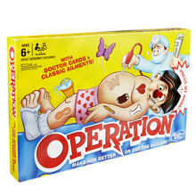 operation game operation classic children s family