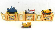 charbens 4 toy ville miniature metal cars 3
