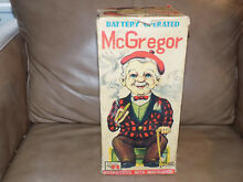 mcgregor battery operated toy by in