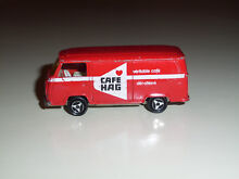244 1 60 scale fourgon vw cafe hag