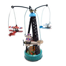 wind up airplane tin toy plans go