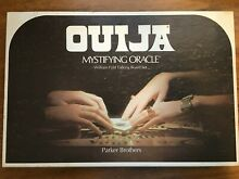 ouija board game set 1972 parker brothers