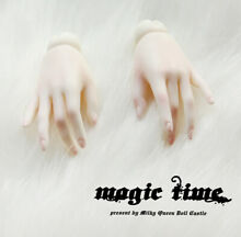 luts magic time girl s hands for 1 4