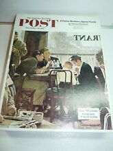norman rockwell puzzle norman rockwell parker bros puzzle