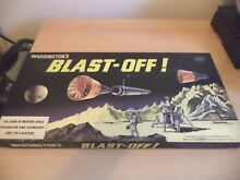 waddingtons blast off waddingtons blast off board game