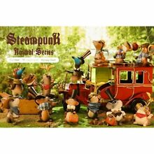 steampunk pop mart animals series 3 5 mini