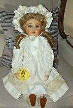 victorian doll gillie charlson 24 wax over