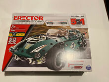 meccano steam engine erector by meccano roadster 18202