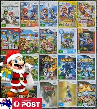 nintendo wii original games 250 titles available