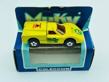 muky nos argentina ford gt40 yellow hot