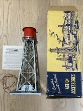 american flyer gilbert 772 automatic water tower