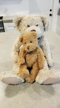 russ berrie 2 teddy bears front tags no 9906