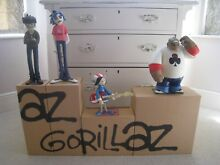 kidrobot gorillaz black edition full