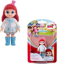 china doll rainbow ruby doll doctor toy action