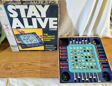 stay alive game 1971 stay alive survival board game