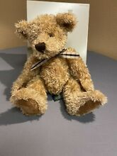 russ berrie collectible cromwell teddy bear