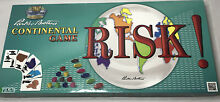 risk continental game 1959 first edition