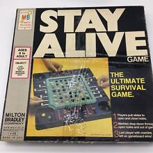 stay alive game stay alive board game milton