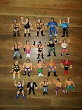 titanic titan sports wrestling figures