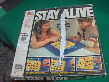 stay alive game stay alive board game by milton