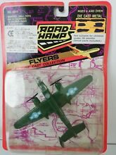 road champs flyers wwii b 25 plane diecast
