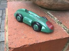 timpo toys racing car repainted england