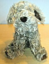 russ berrie furly shaggy dog soft toy