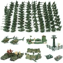 army men children military toy 12 poses