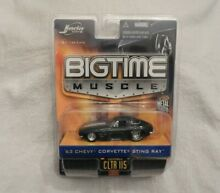 jada toys bigtime muscle 63 chevy